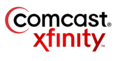 Picture of the Comcast Xfinity Logo